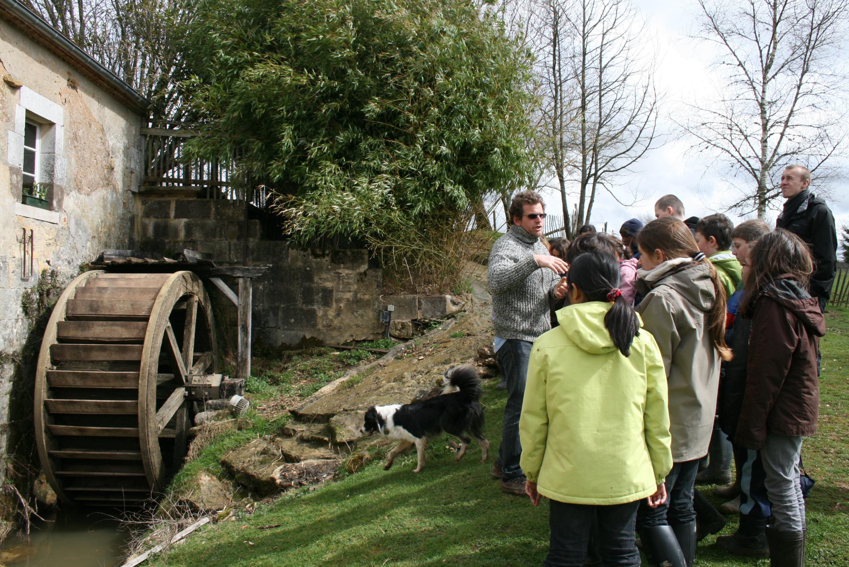 foto de Moulin de Vanneau - Le Moulin de la Coudre